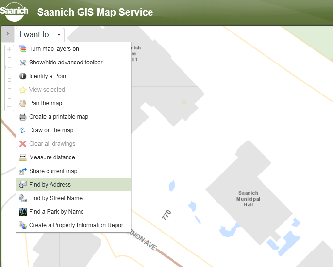 Maps GIS – Map Service