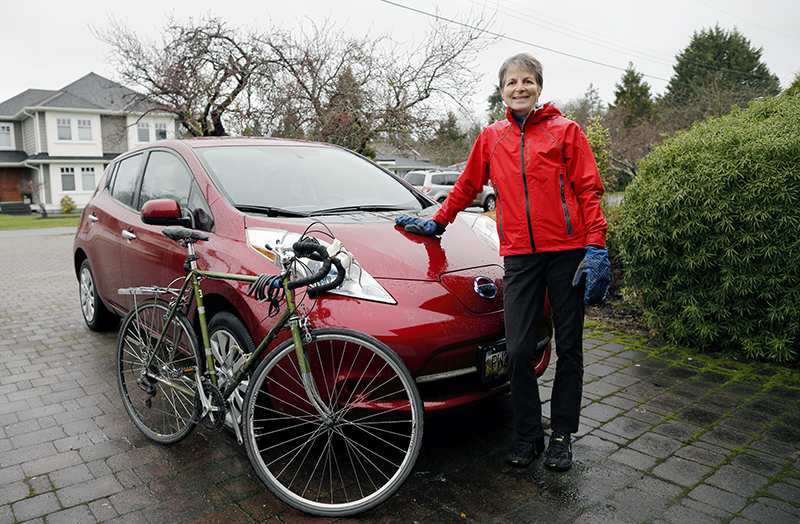 Electric Vehicle and Electric Bike