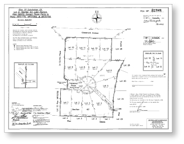 plans - How Long Does It Take To Get Subdivision Approval