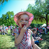 Saanich Strawberry festival