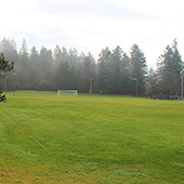 Soccer Field at Prospect Lake Park