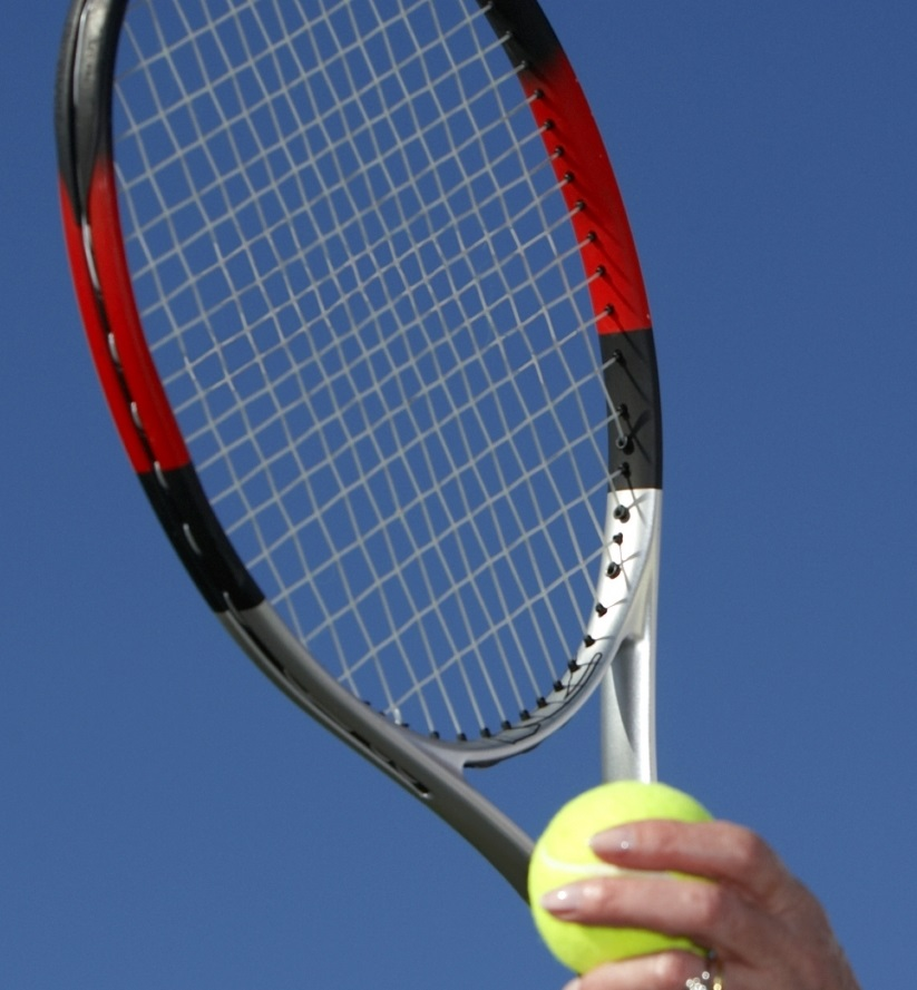 Outdoor Tennis And Pickleball Courts